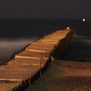 """The Pier: A Broken Soul"""