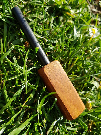 Solid Osage Handle