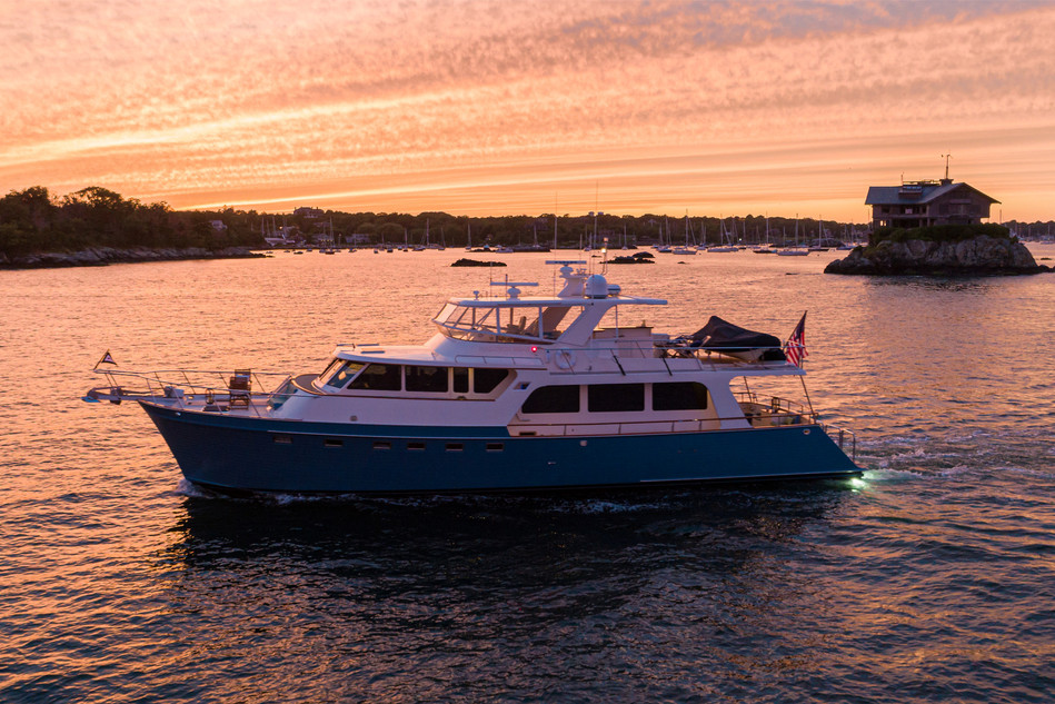 70' Halcyon Seas_Nantucket_Sunrise-Sunse