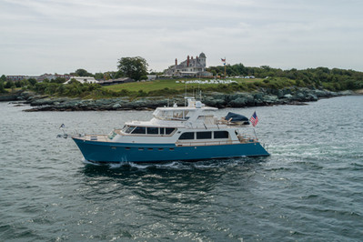 70' Halcyon Seas_Nantucket_Drone Day-28_