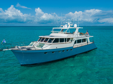 Halcyon Seas yacht charter offers 'a floating oasis where you can do whatever you want'