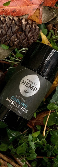 CBD for Muscle Relief