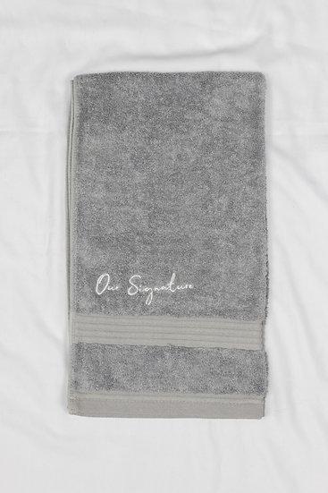 Light Grey Hand Towel