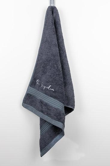 Charcoal Bath Towel