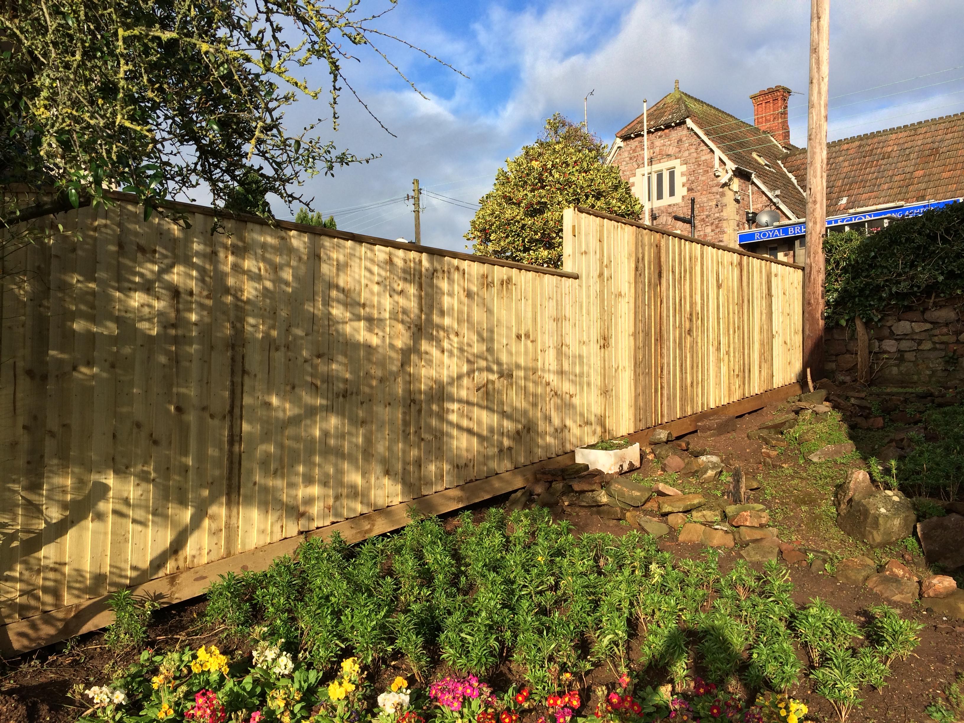 featheredge-fence