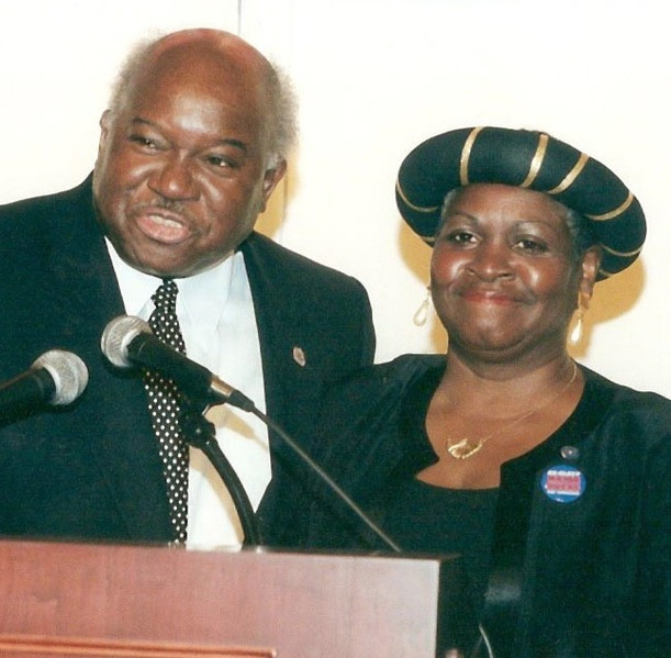 Owens and Hon. Annette Robinson
