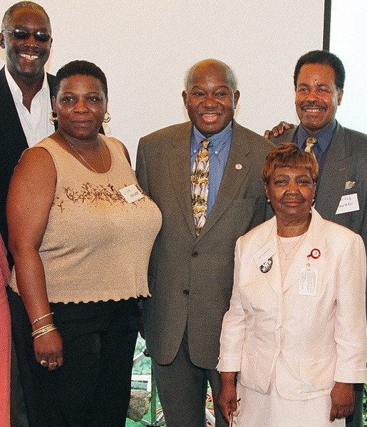 Congressman Owens & Brownsville Community leaders