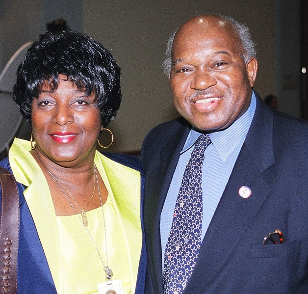 Owens with Hon. Dorothy Patterson (MD).