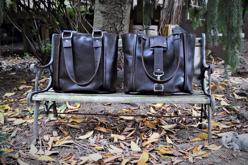 handcrafted handbag humble luxury
