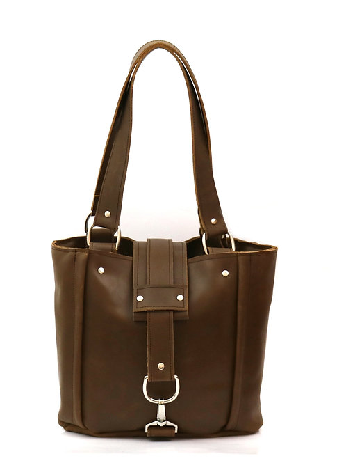 Rustic with Saddle strap