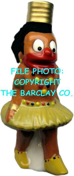 "#BC-049 - Little Nemo In Slumberland ""Milk Glass"" Bulb Cover - Impy"