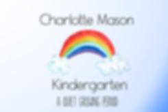 Charlotte Mason Kindergarten Logo.png