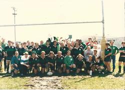 Celtics 1986 Midwest Runner Up
