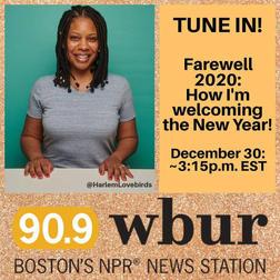 WBUR | Radio Boston 12/30/20