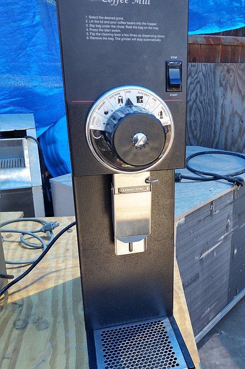 Bunn Coffee Mill coffee grinder