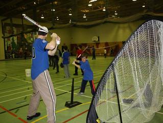 12 Avril 2014 - Pré-camps du Baseball Mineur Ste-Agathe