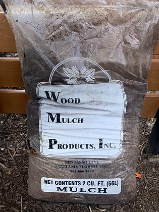 Bag Of Organic Mulch