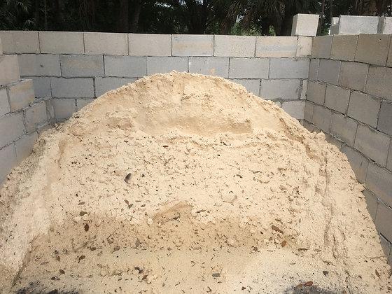 Sand Per Cubic Yard