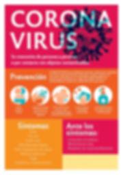 Coronavirus Prevención en Cercos Córdoba