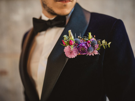 20 Blooming Boutonnieres