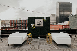 Lounge Seating for Corporate Anniversary Party