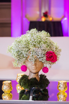 Fashion Industry Party Centerpiece