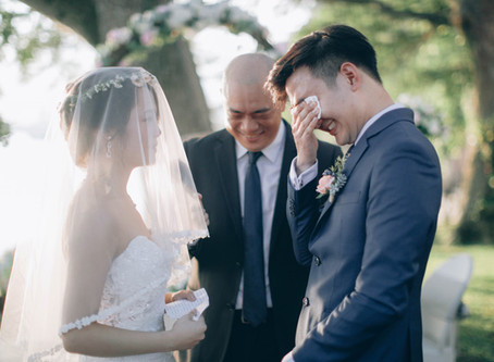 Why getting an experienced wedding photographer is worth every cent you will be spending
