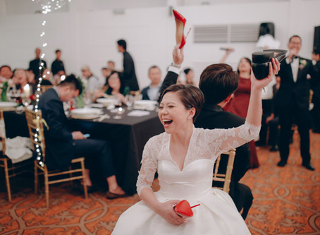 Real Cost of a Complete Singapore Wedding (Part 1)