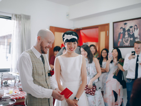 Real Cost of a Complete Singapore Wedding (Part 2)