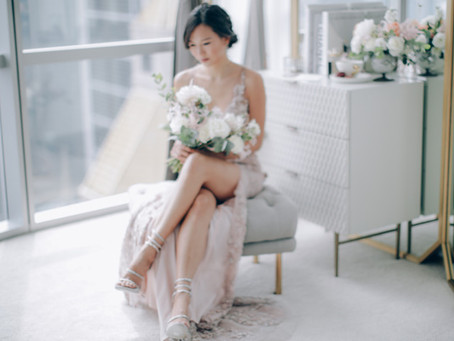 5 Ways to Avoid Looking Bloated on Your Wedding Day