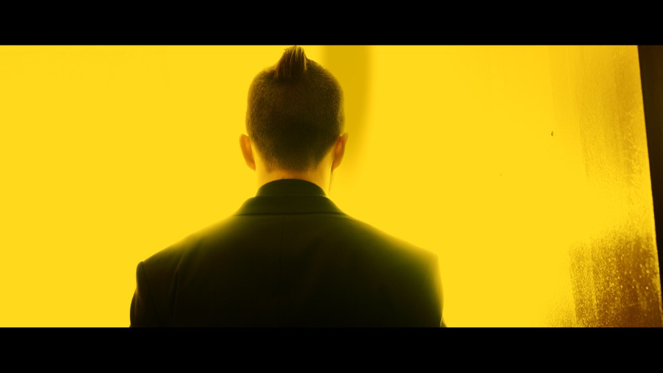 Devon Eggers in Surface of the Sun Vanguard music video.