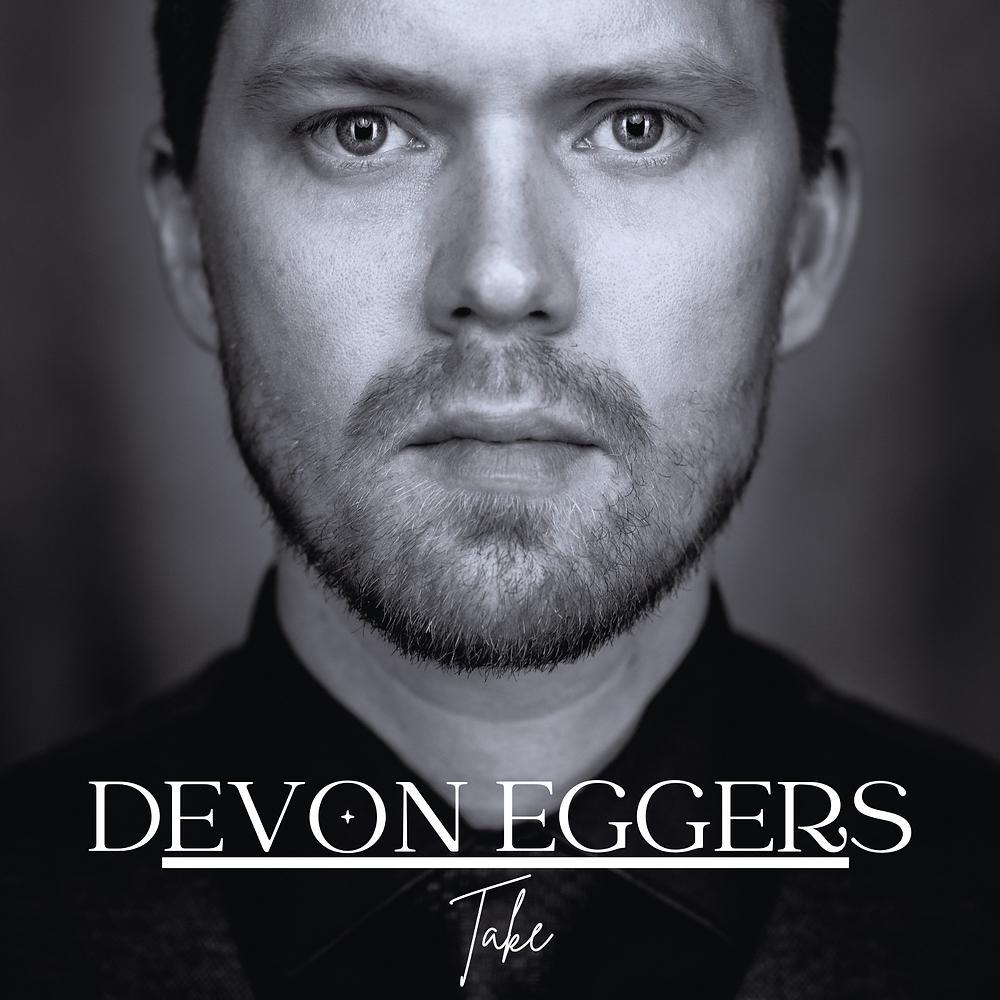 Take album cover - Devon Eggers