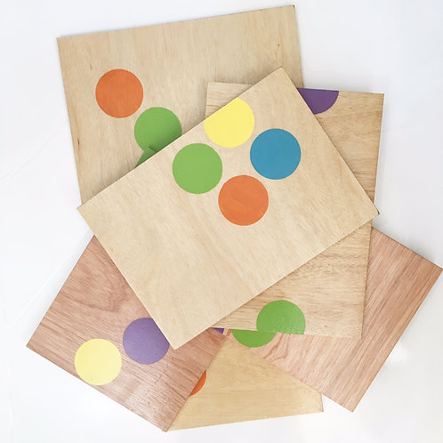 Playdough Boards
