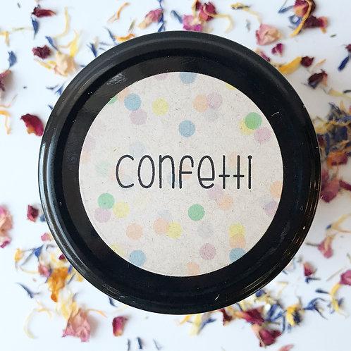 Confetti Playdough