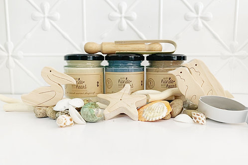 Southern Australian Coast Nature Sensory Play Kit