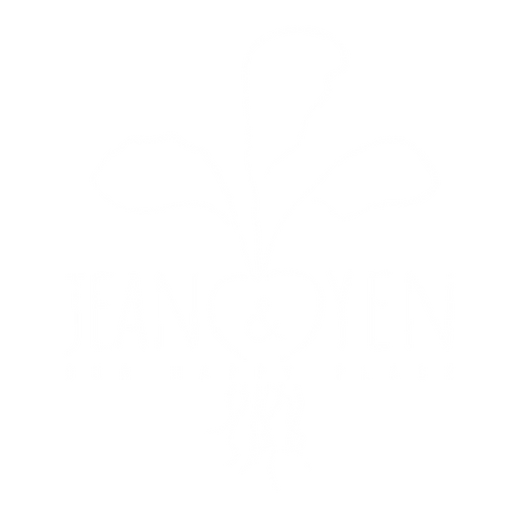 Jean & Yen - Our Happy Place - Logo