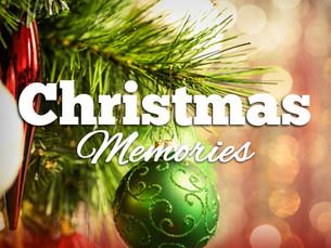 Christmas Memories.Favorite Christmas Memories