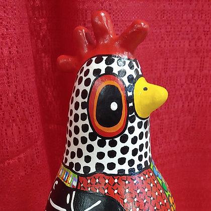 """""""Quilt"""" Kooky Chicken"""