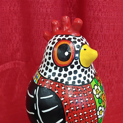 """Quilt"" Kooky Chickens"