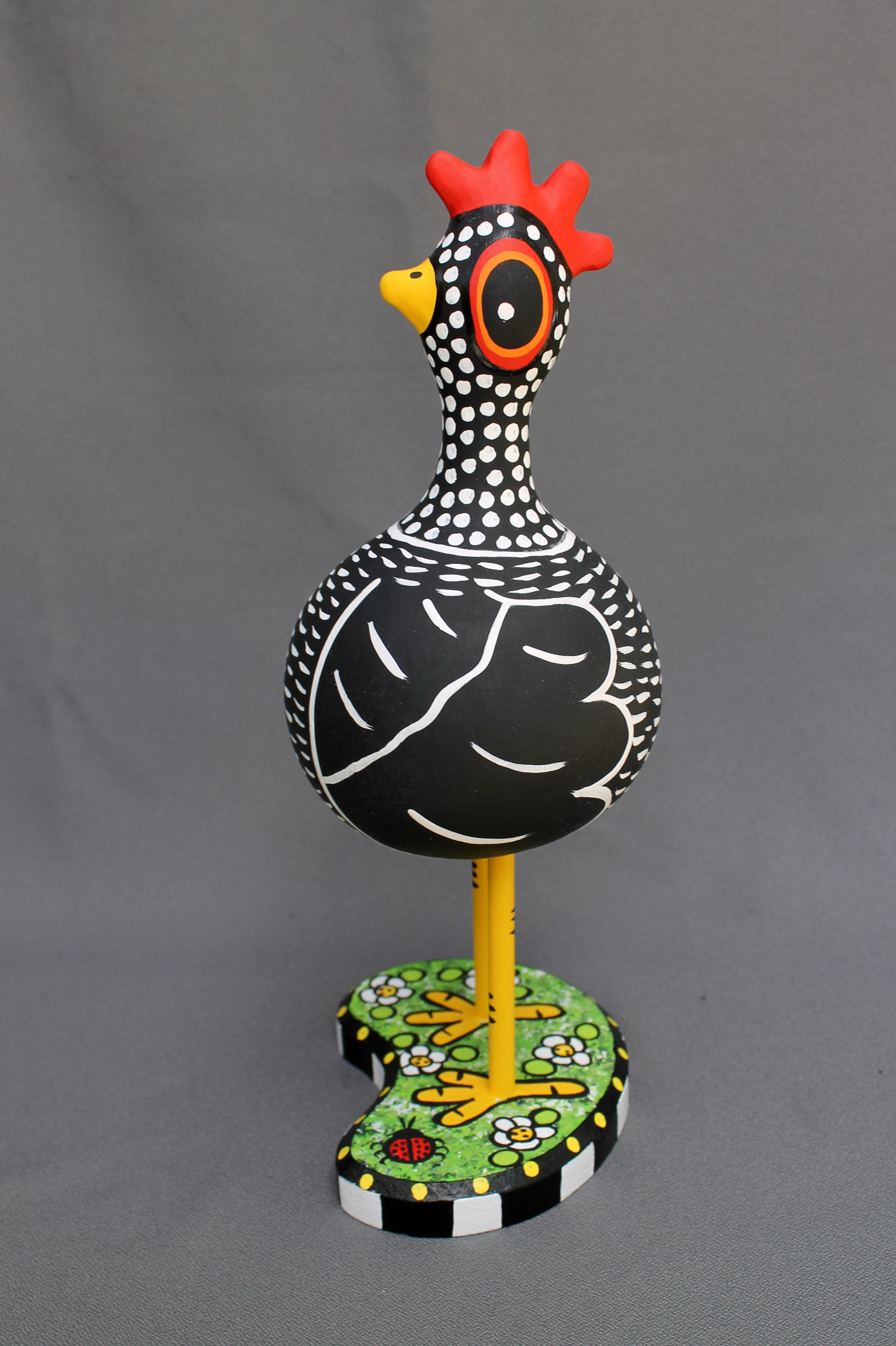 Black Gourd  Kooky Chicken
