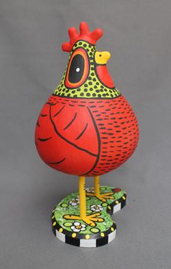Red & Green Kooky Chicken