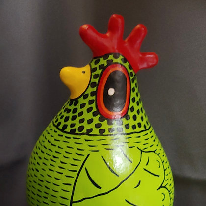 Green Kooky Chicken