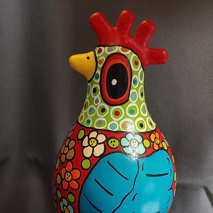 Flower Kooky Chicken