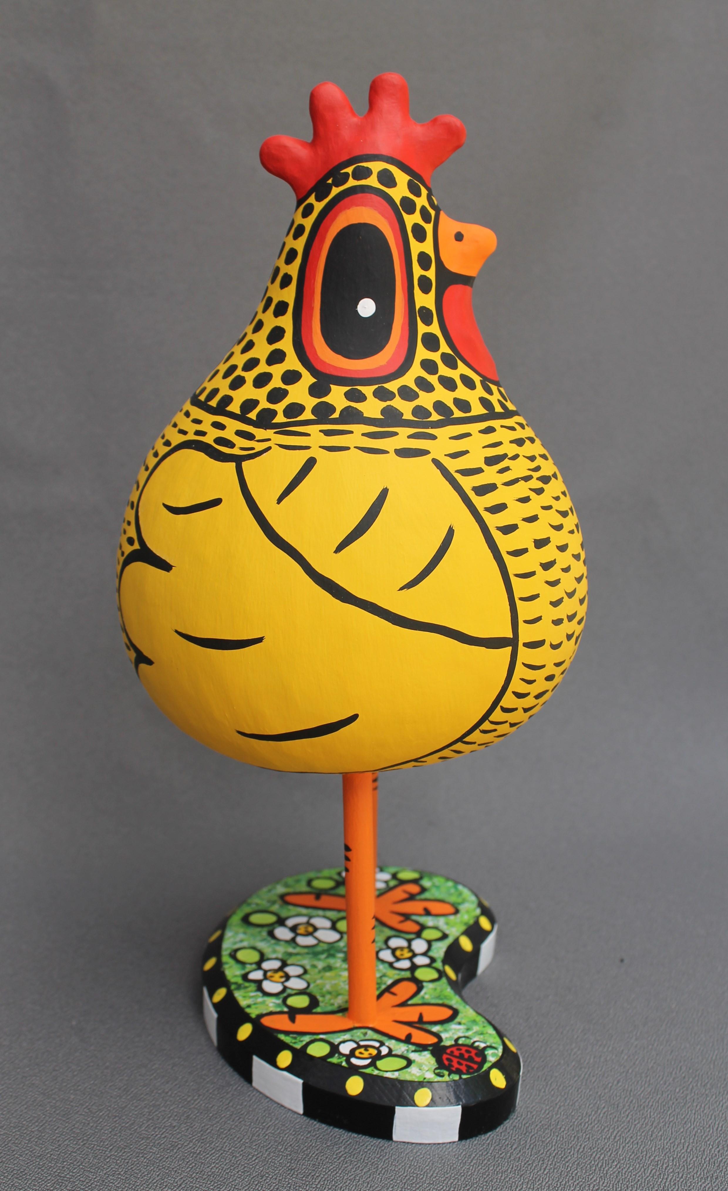 Yellow Gourd Kooky Chicken