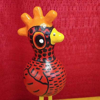 Red Mini Kooky Chicken