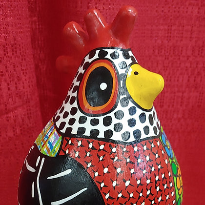 """Quilt"" Kooky Chicken"