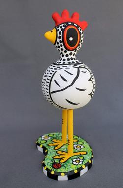 White Gourd Kooky Chicken