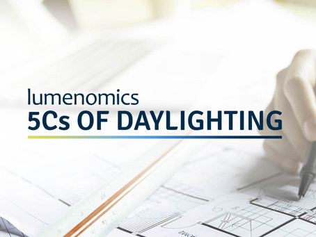 The 5C's of Daylighting: How to Plan and Build an Effective Daylight Design for your Next Project