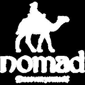 Nomad Kuwait Logo - Raybal Portfolio