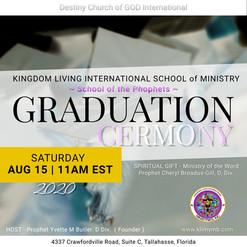 Graduation Saturday